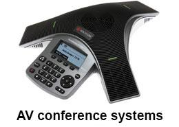AV-conference-systems