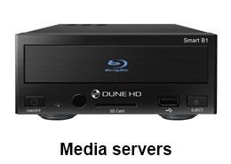 Media-servers